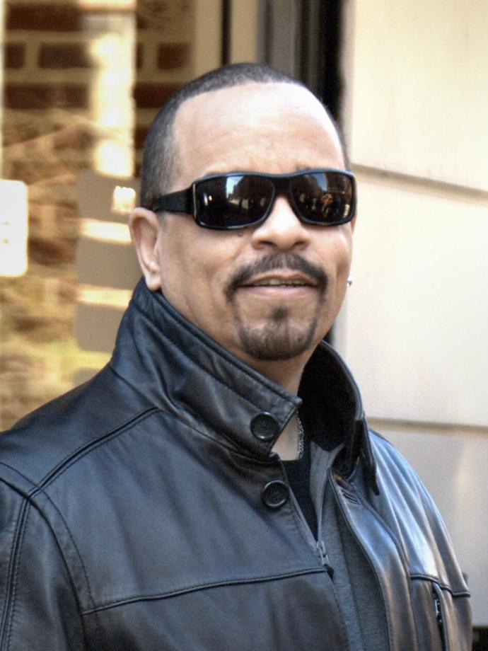 Ice-T now