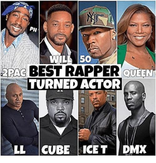 5 Rappers Turned Actors