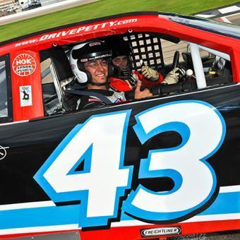 NASCAR Ride Along experience gift