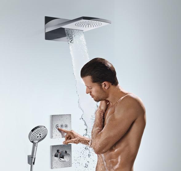 Rain Showerhead gift