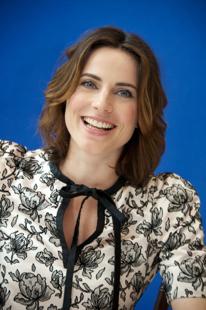 Antje traue is probably the most attractive on this list yet, for me at least.