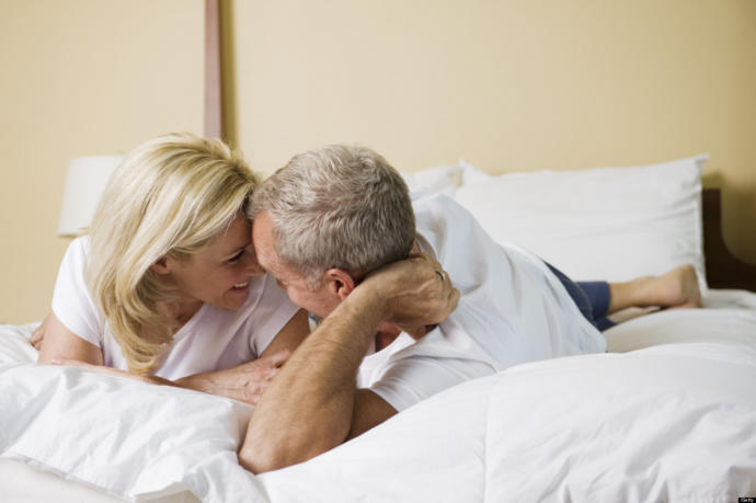 Yes, older people still have sex!