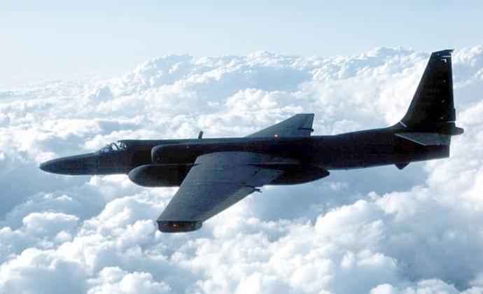 U-2 aircraft