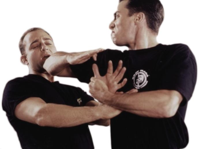 Self defense dramatization