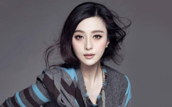 Fan BingBing. She played the role of Blink in X-Men: Days of Future Past