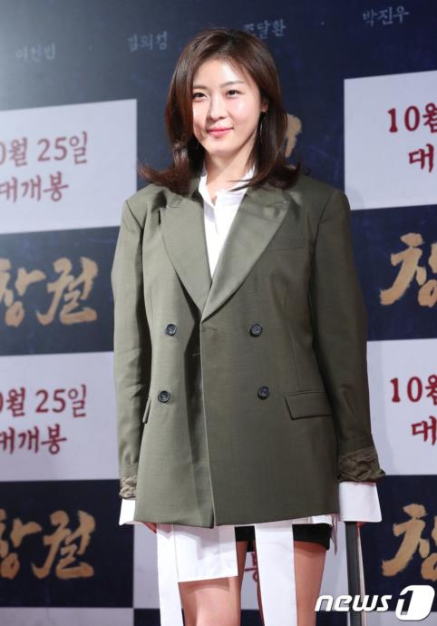 Ha Ji-won, 41, still shooting drama series