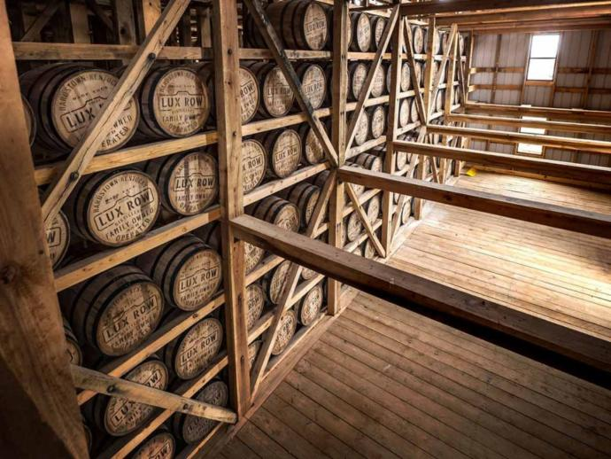 Why Kentucky is so popular for Bourbon
