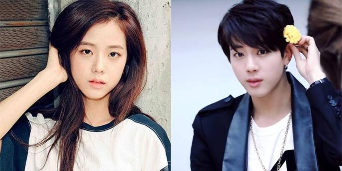 Ji-soo (Left) and Jin (Right)
