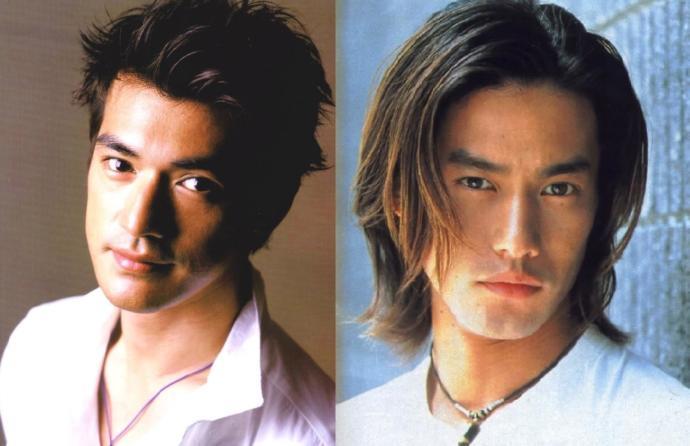 Kaneshiro Takeshi (Left) and Takenouchi Yutaka (Right)