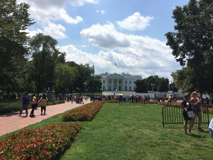 My Trip To Washington D.C.!