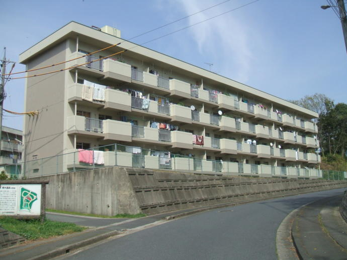 Example of Japanese Government Housing.