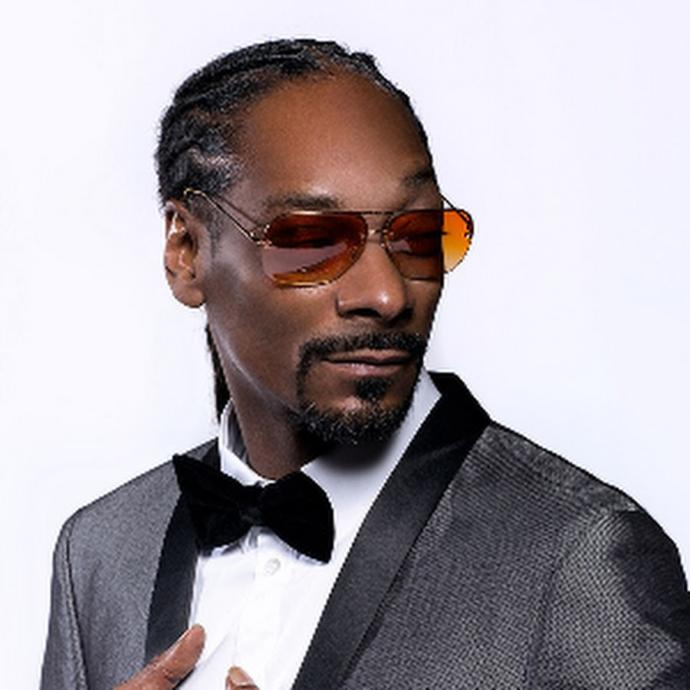 Snoop Dogg is one of the most popular rappers ever.