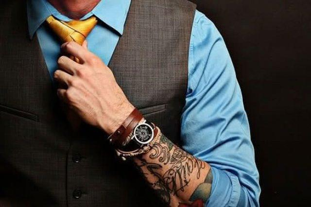 The sexual appeal of Tattoos
