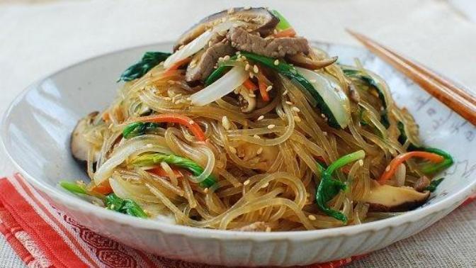 East Asian Autumn Festival Foods