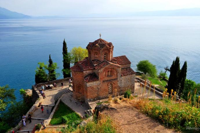 St John's Church, Ohrid