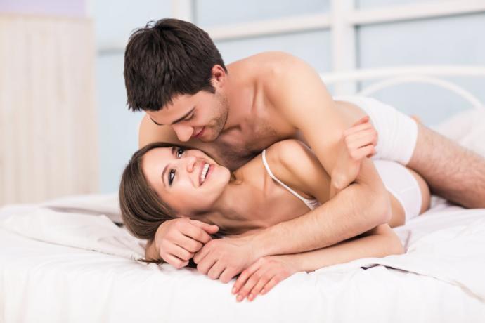 Women's Top 8 Points of Pleasure