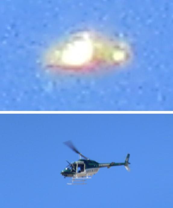 My UFO Encounter!