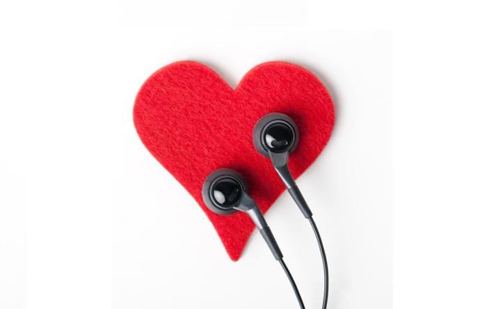 Listening to someone's heart literally and figuratively can mean a lot!