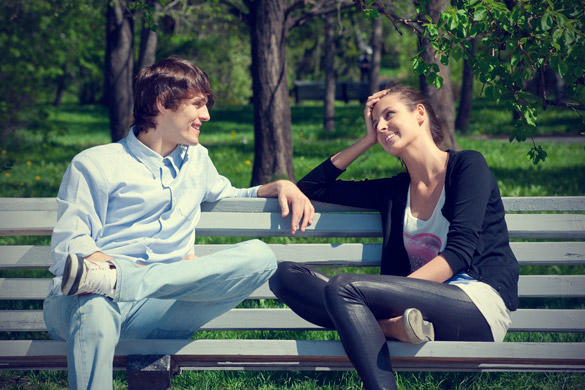 First Date: Date vs. Interview vs. Autobiography