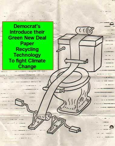 The Democrats Green New Deal Is Insane