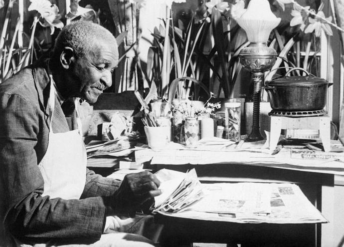 George Washington Carver, the original