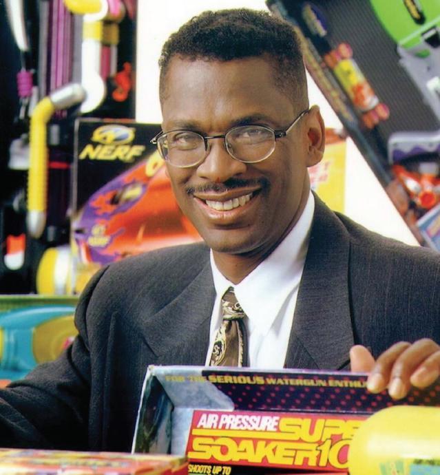 Lonnie Johnson, aerospace engineer.