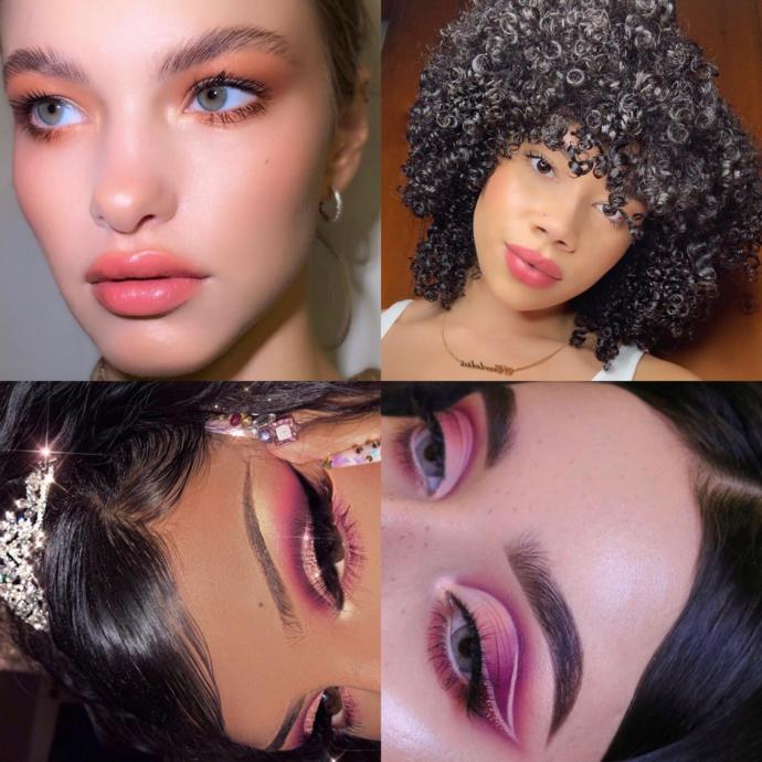 My favorite makeup looks
