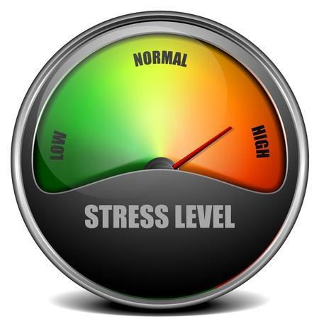 Stress fighter -