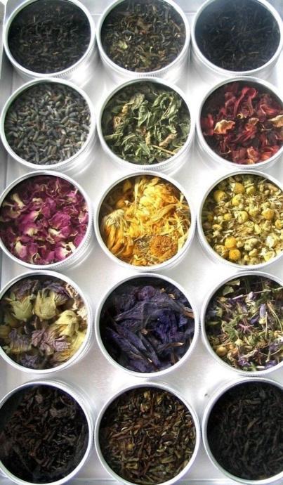 Three tasty teas to help maintain good health.