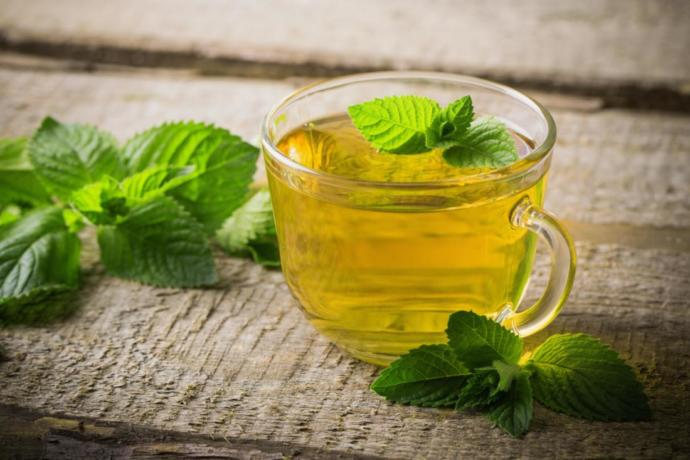 Peppermint- banishes bad breath and bashes bad bugs.