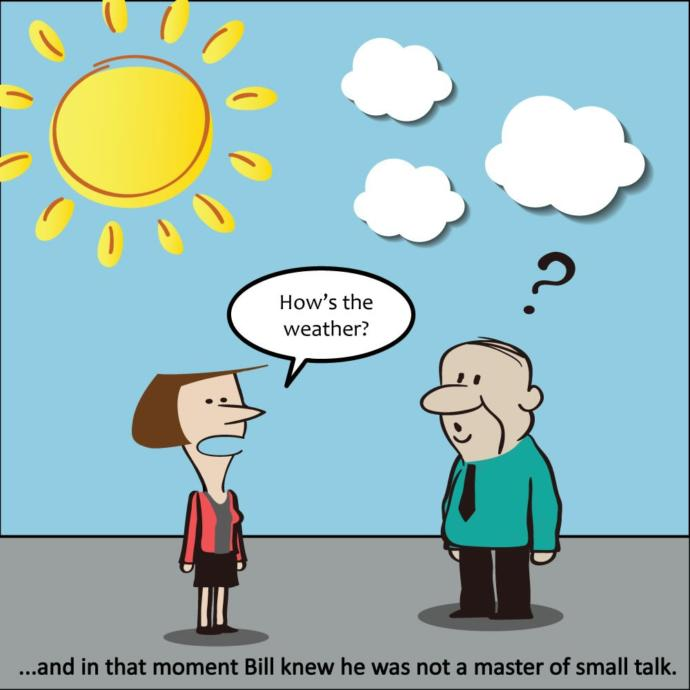 German small talk in a nutshell