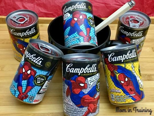 Spidey Soup 😂