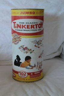 Childhood Memories: 'Tinkertoy'