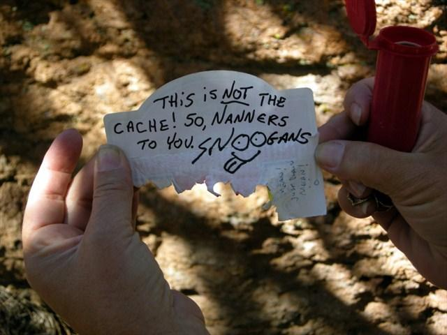 Is Your Dating Life Really Just a Geocache Hunt?
