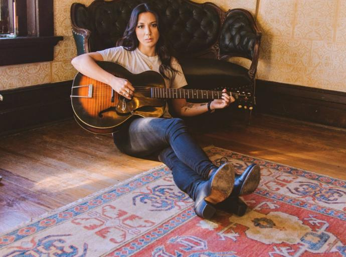 Michelle Branch owns over 100 guitars