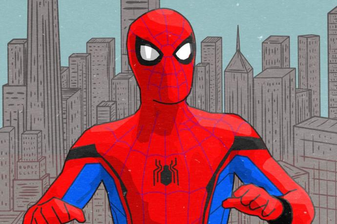 Just a pic of Spidey because why not?