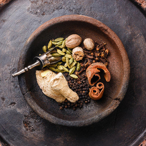 You can almost hear the roaring fire with these spicy herbal tea blends. . .