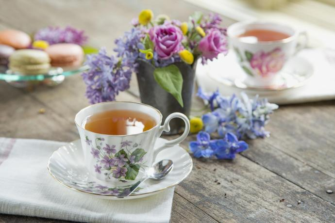 Teas- herbal teas- whats in a name?