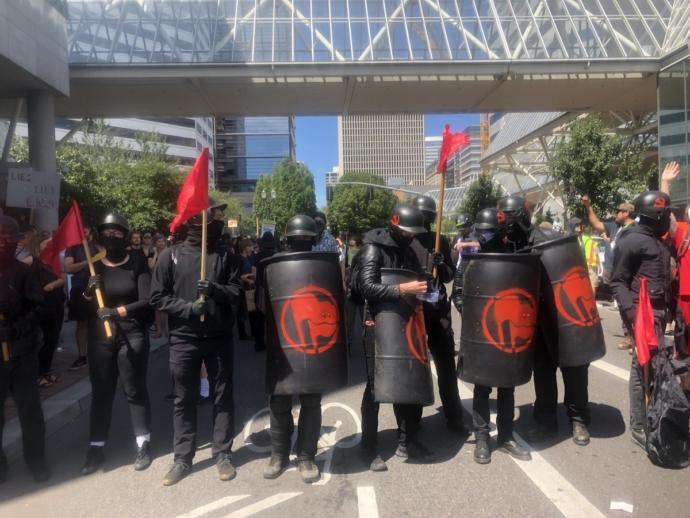 Antifa Commies