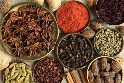 Warming spices fight those cooler days!
