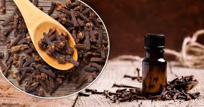 Cloves- dried buds that add so much to your foods.