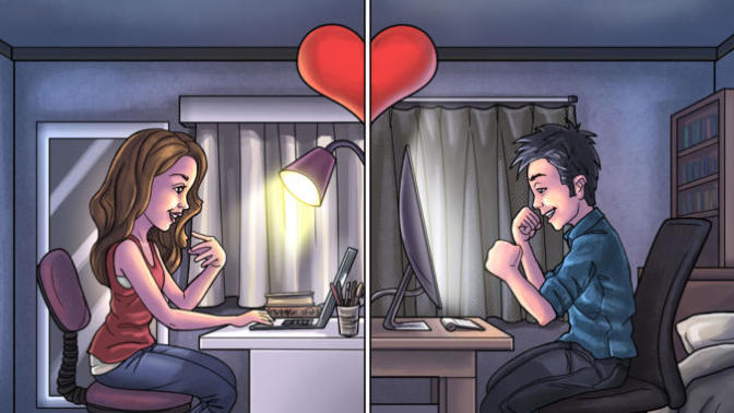 How to survive online long-distance dating