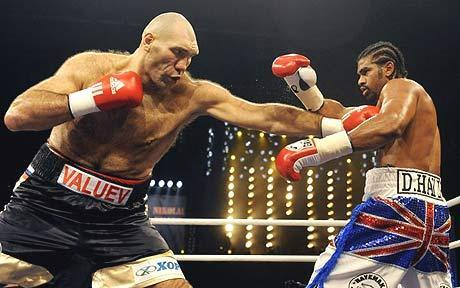Nikolai Valuev vs David Haye