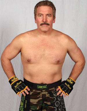 Dan Severn still fighting in MMA at 61