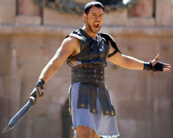 Gladiator Maximus: Are you not entertained?!