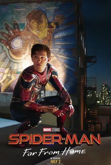 Spider-Man Far From Home!