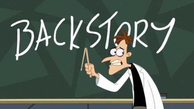 Why I hate backstories in movies