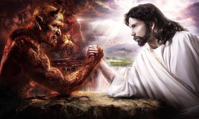 Figure 2. Good vs. Evil.