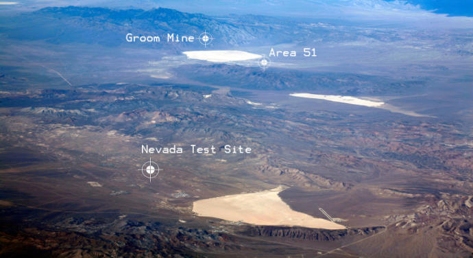 All you need to know about Area 51!
