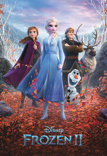 Frozen 2 ❄️❄️